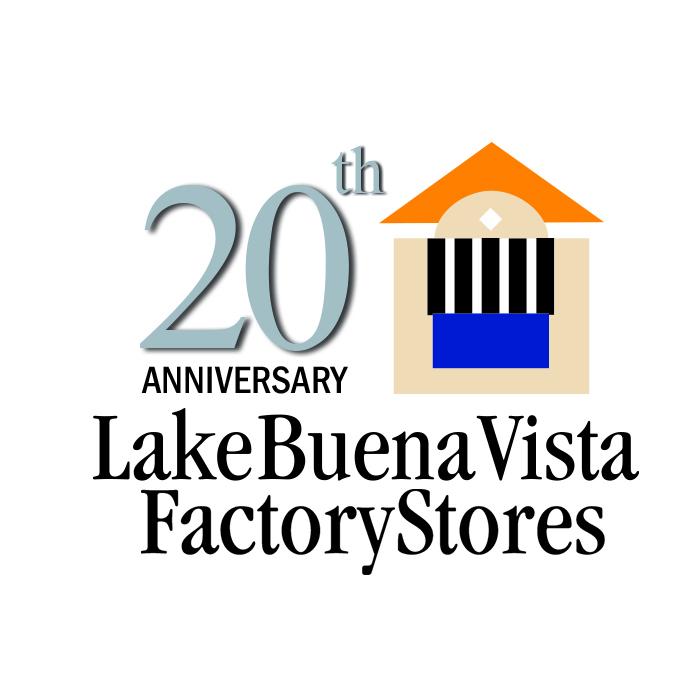 Lake Buena Vista Factory Stores 20th Anniversary