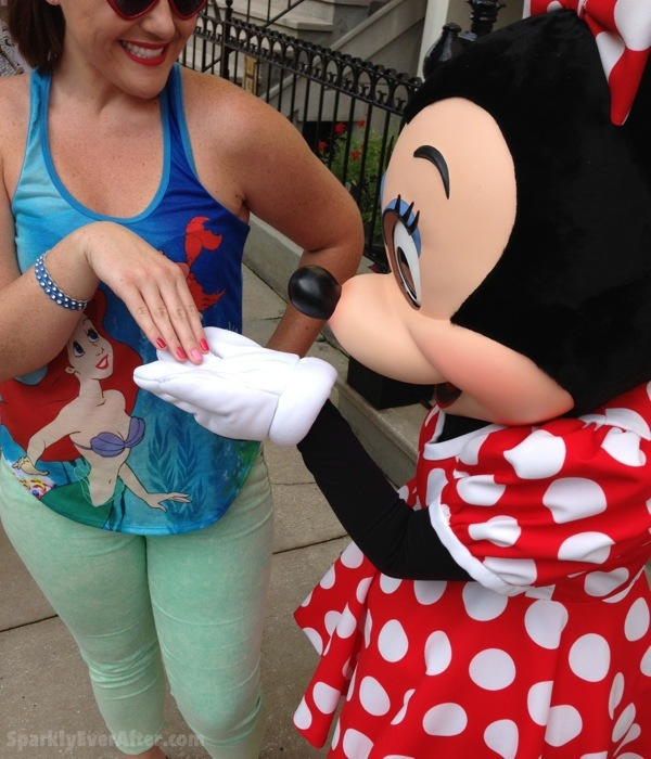 Opi Minnie Mouse - Best Image and Description About Mouse