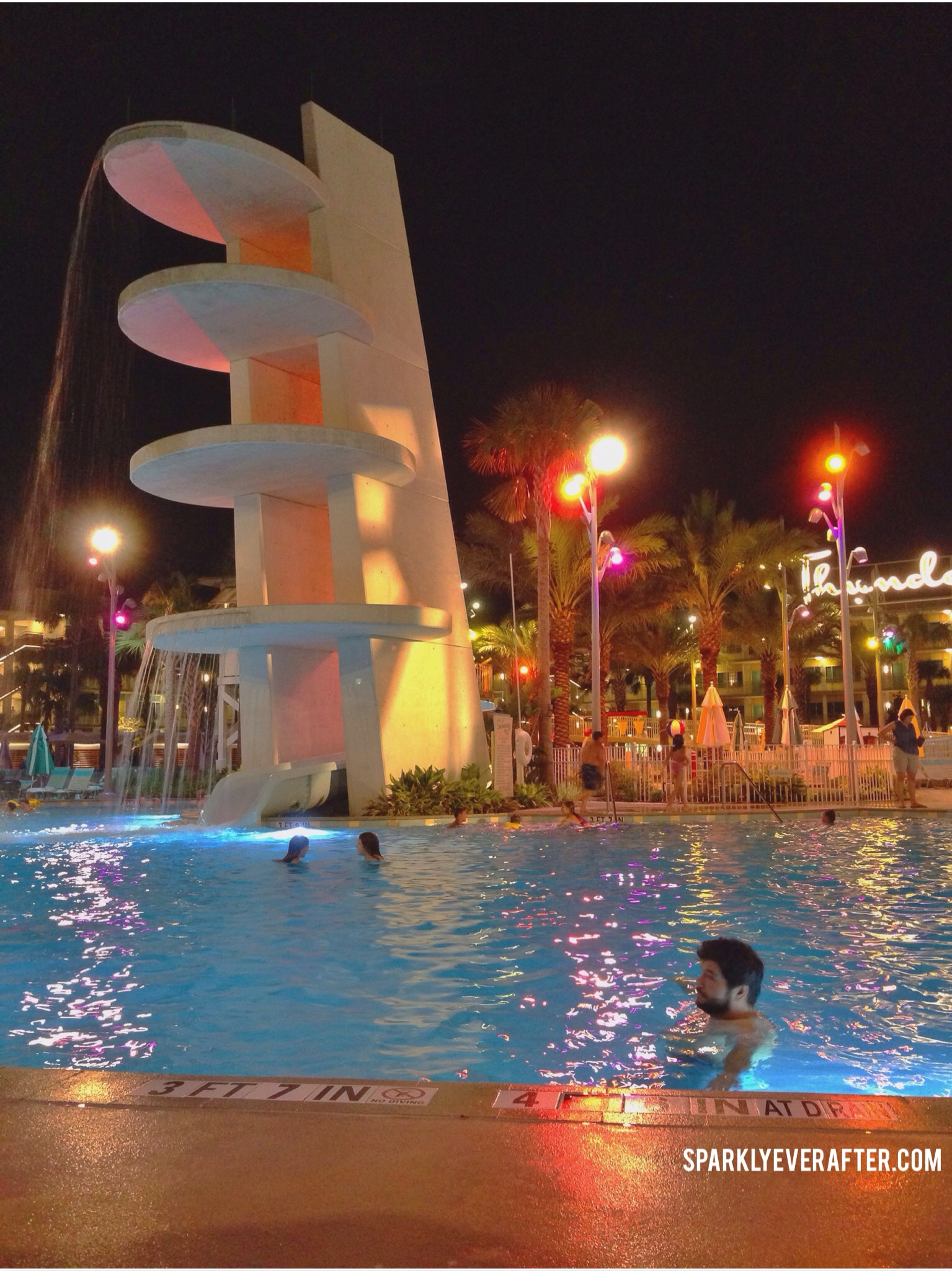 Cabana Bay Beach Resort Lazy River