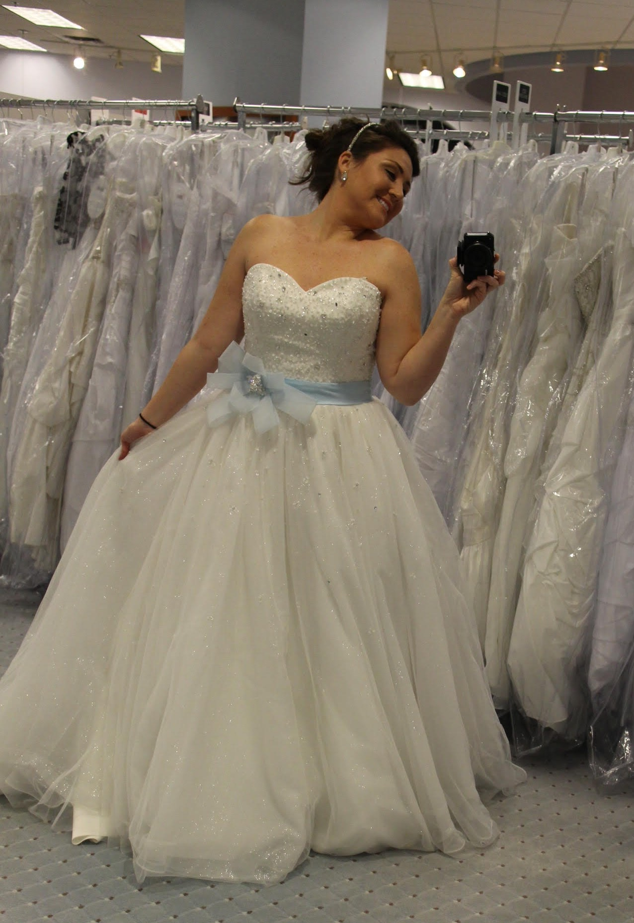 Alfred Angelo Disney Gowns & More - SparklyEverAfter.