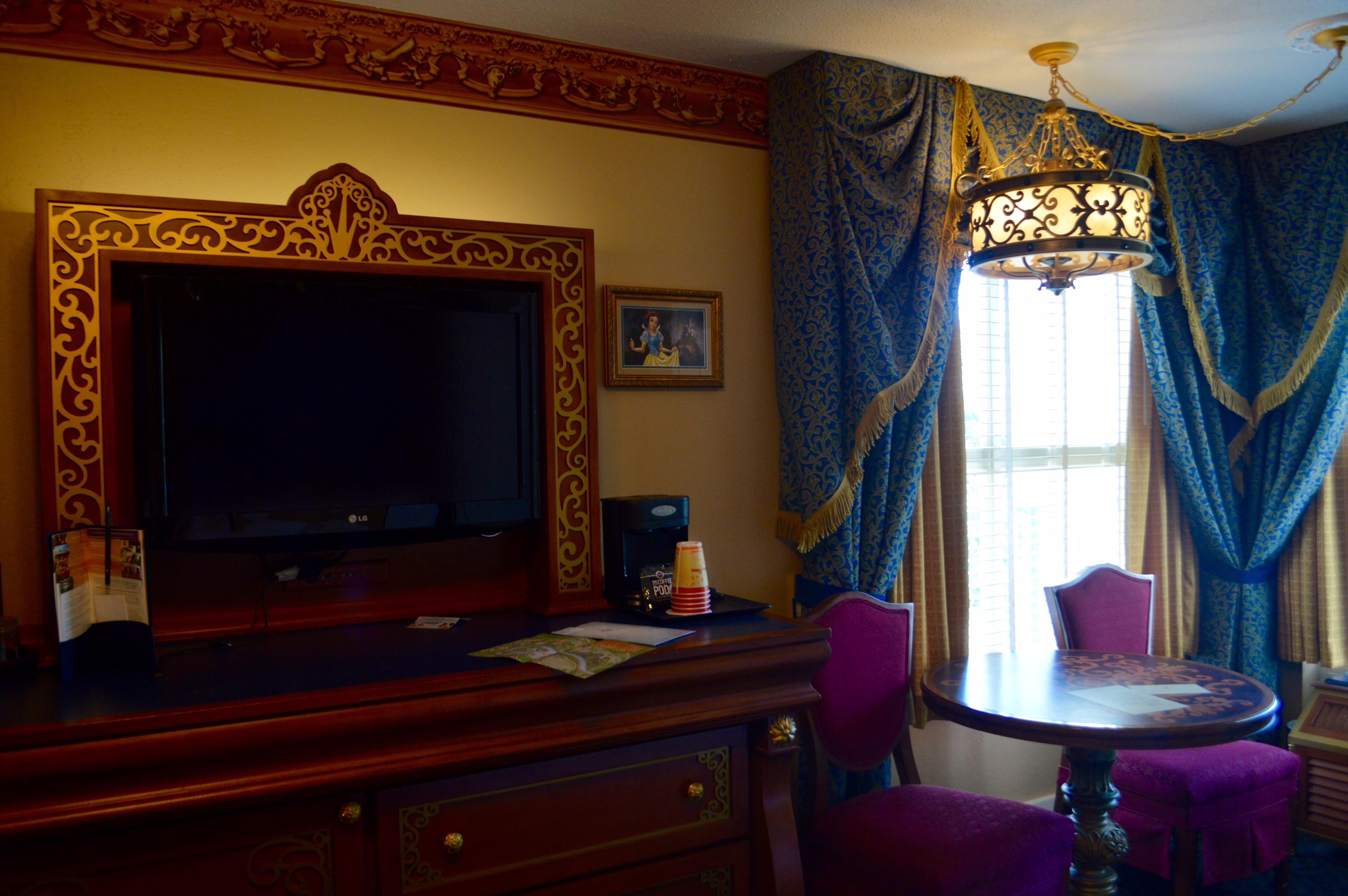 Royal Rooms At Walt Disney World