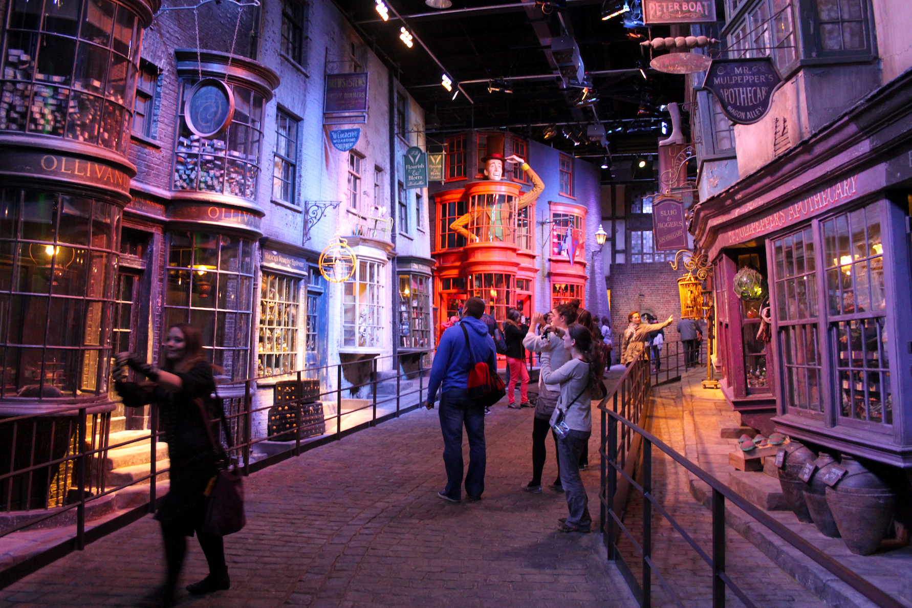 The Warner Bros. Harry Potter Studio Tour is a 5* attraction that all Potter fans must visit at least once. It has a 5/5 Trip Advisor rating based on 33, reviews with a Certificate of Excellence Award.