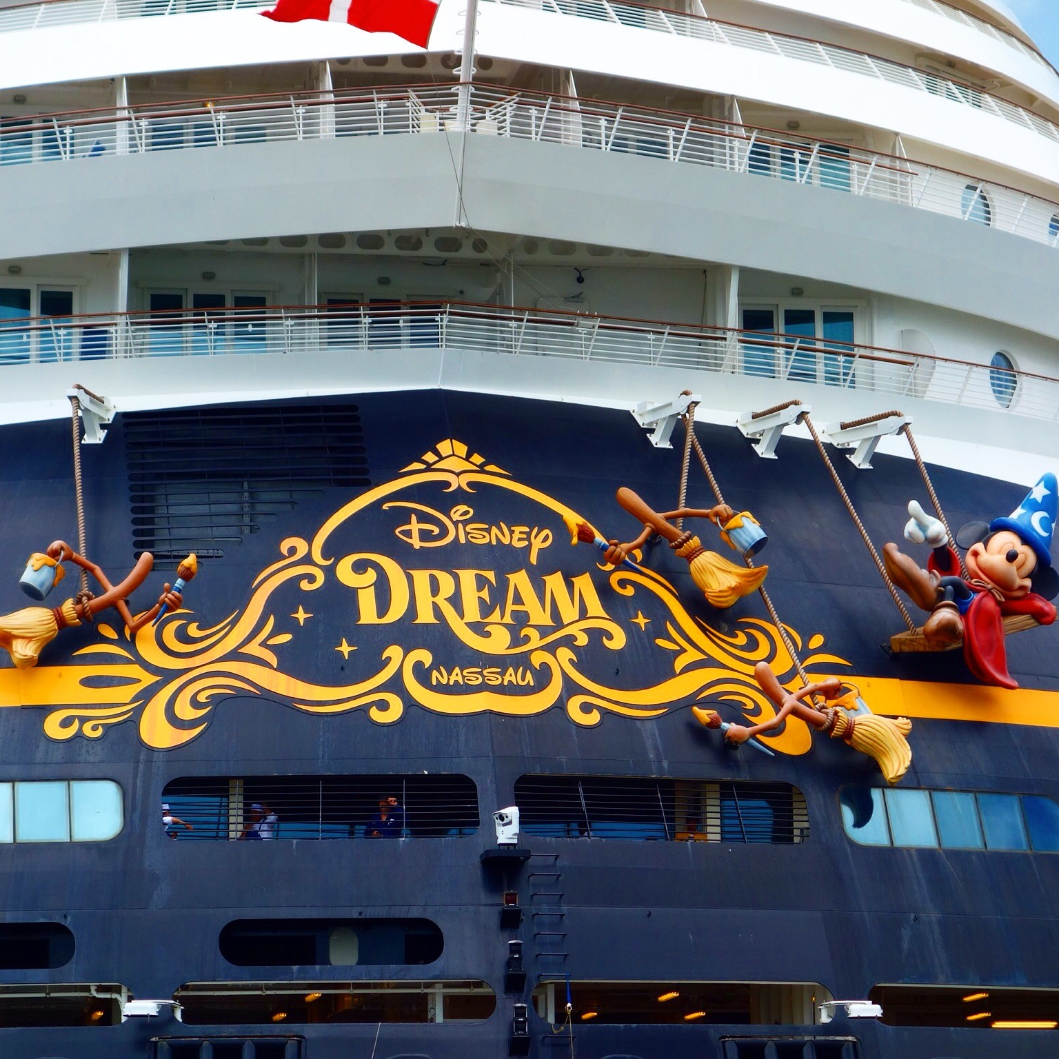 Disney Dream Cruise Memories Sparkly Ever After