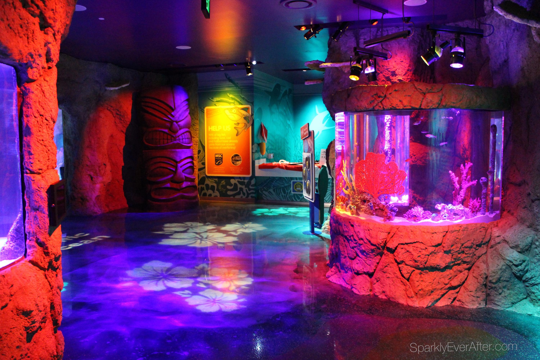 SEA LIFE Orlando Aquarium Review - Sparkly Ever After