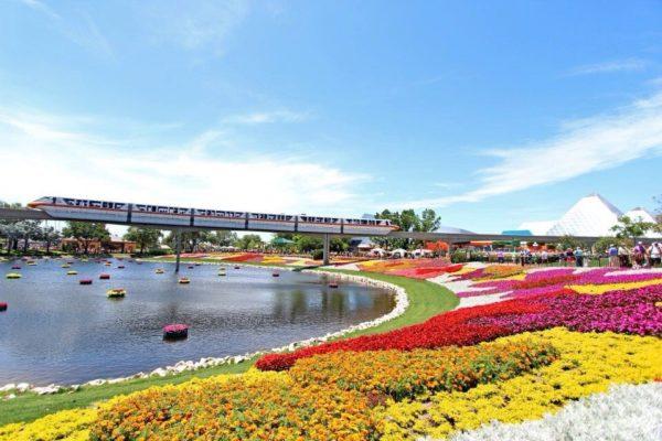 Walt Disney World Monorails Sparklyeverafter