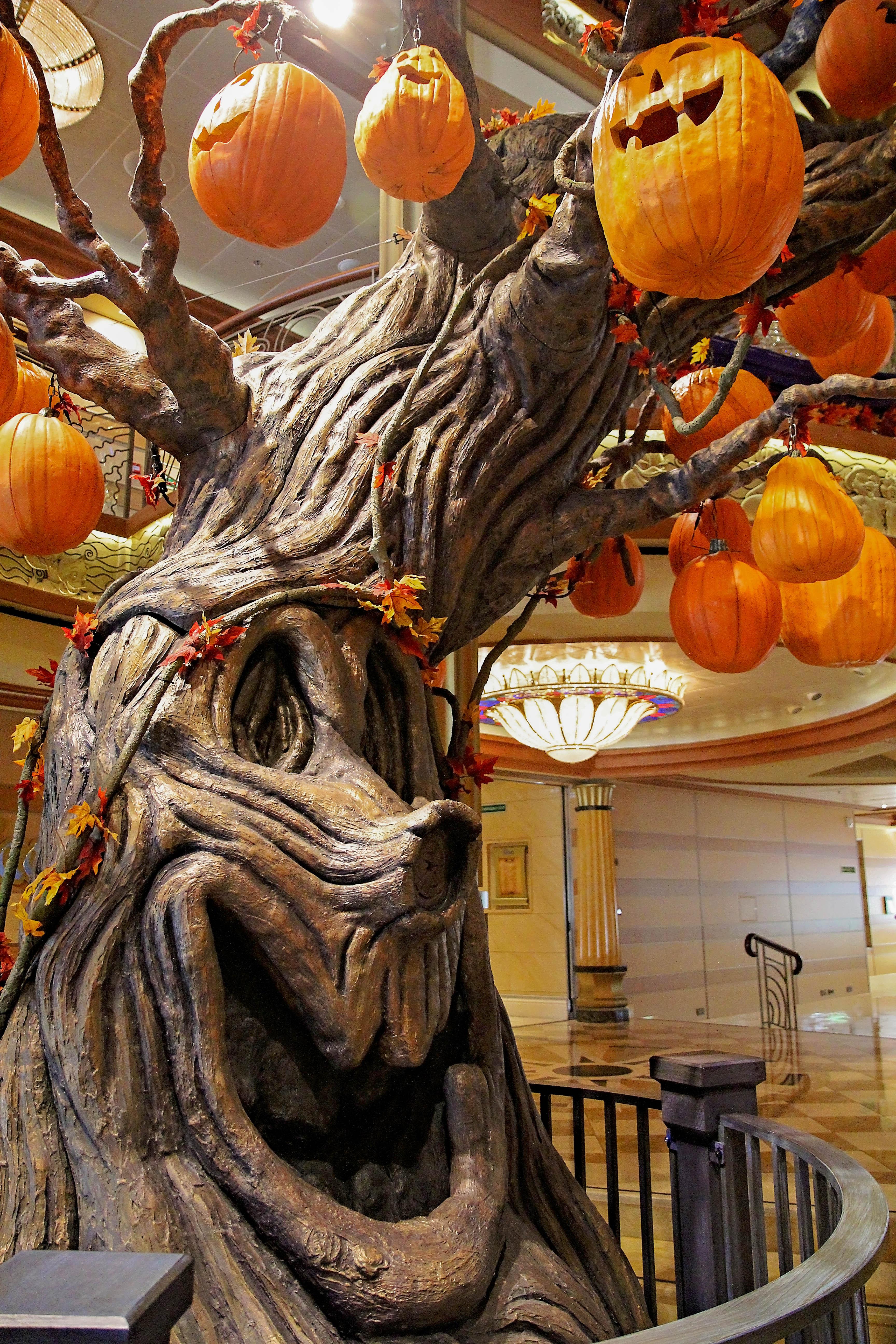 Disney Cruise Line Halloween Photos Sparkly Ever After