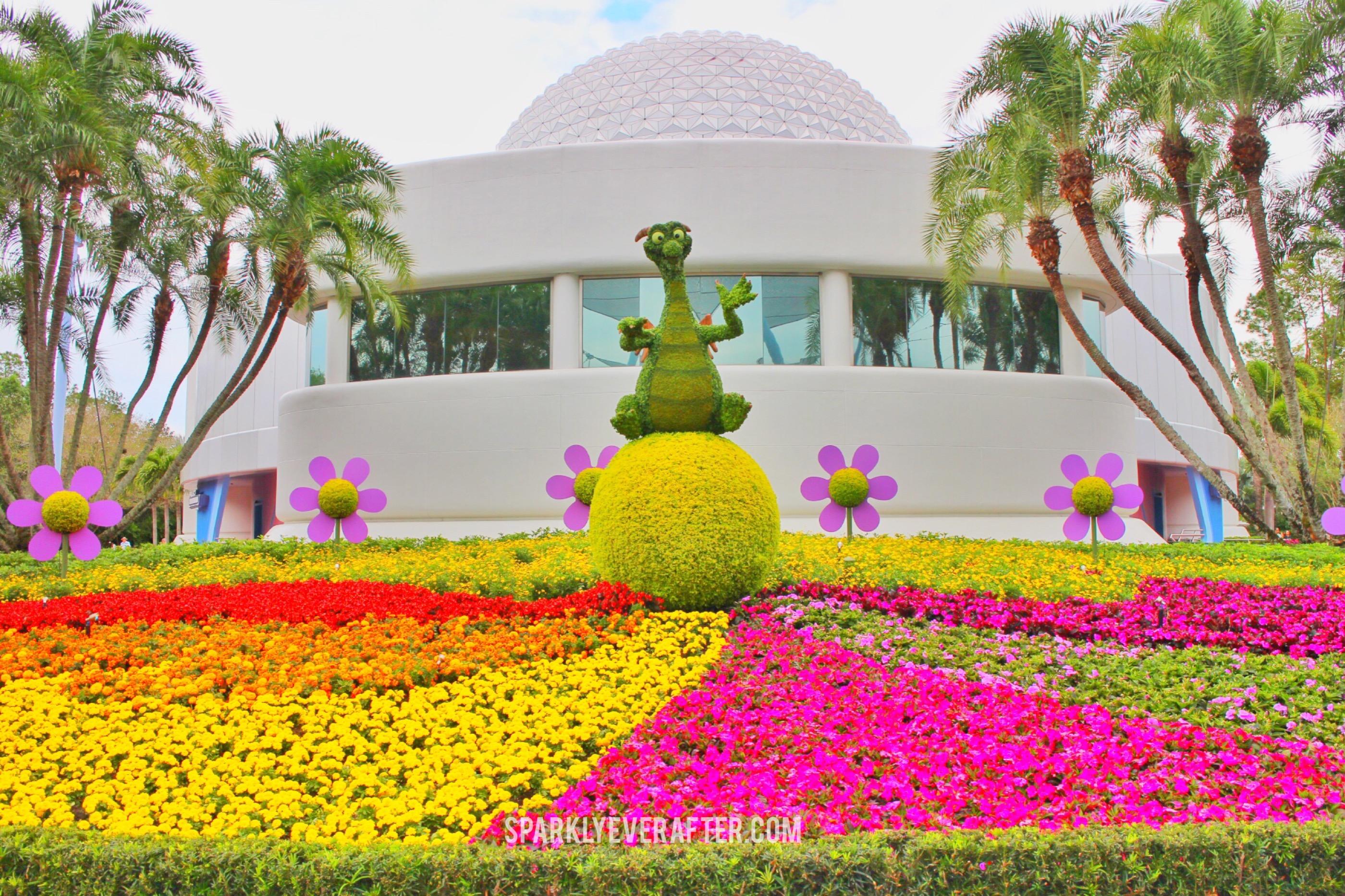 2017 epcot flower and garden festival overview - sparklyeverafter