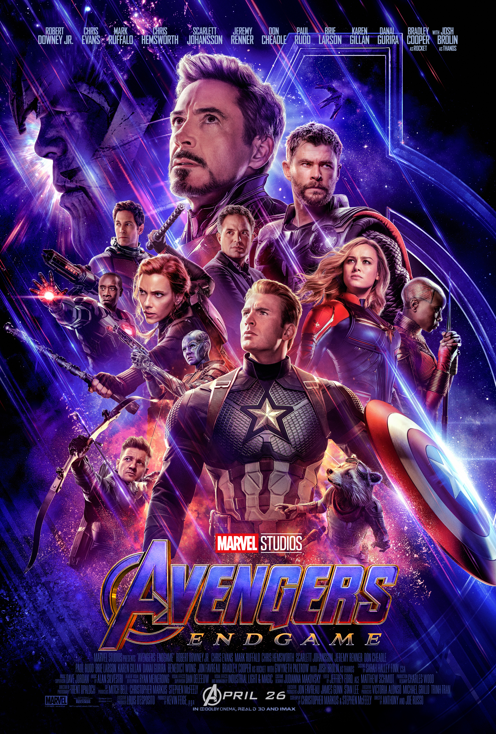 A few things, before Avengers: Endgame